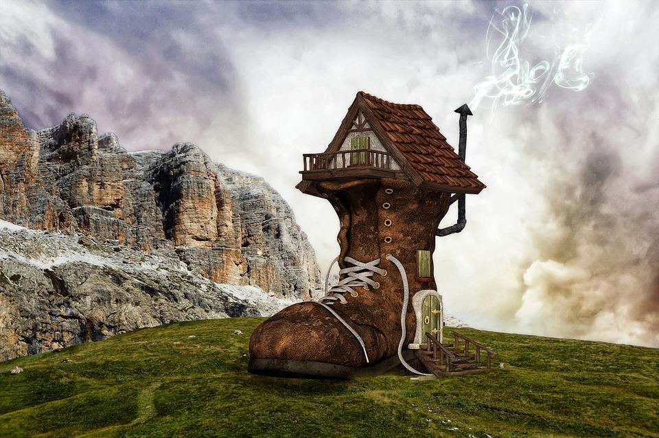 Chaussures, Bottes, Accueil, Bottes Maison, Maison