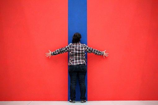壁紙, 背景, 女性, ポジション, 壁