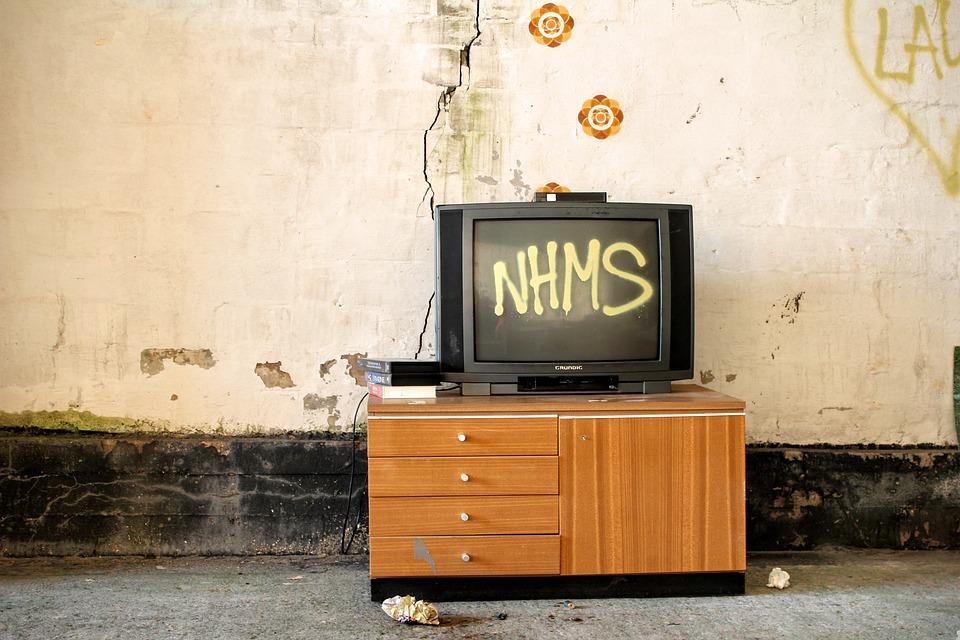 Tv Kast Onderbroek Oude Gratis Foto Op Pixabay