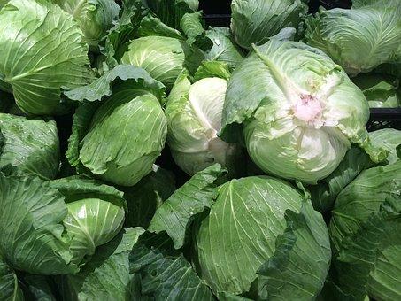 Cabbage Green Pile Up Vegetables Seiyu Ltd