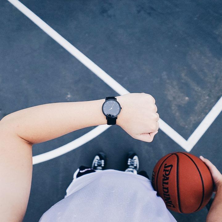 Luxury Watch, Functionality, Wriswatch, Basketball, Sports