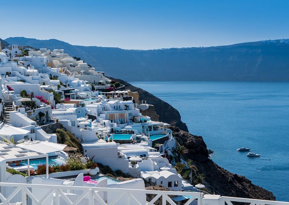 Foto gratis: Santorini, Oia, Grecia, De Viaje - Imagen ...