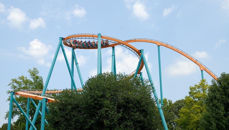 Free Photo Roller Coaster Ride Free Image On Pixabay