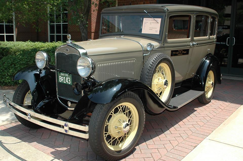 Free photo: Vintage Car, Classic Automobile - Free Image on ...