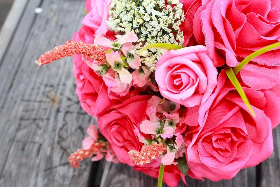 Wedding Flowers Bouquet · Free photo on Pixabay