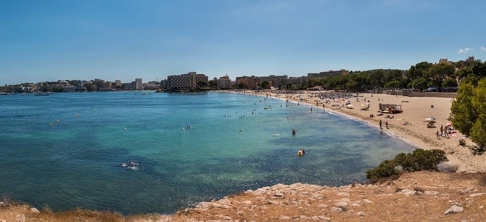 Majorca, Palma Nova, Palmanova, Palmanova Beach