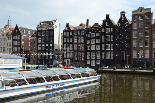 Amsterdam, Netherlands, Channel