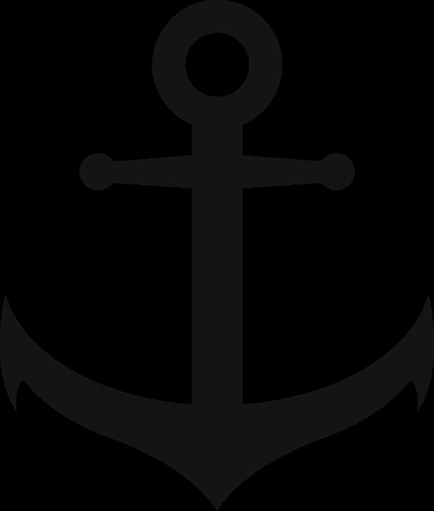 anchor sailors boat free vector graphic on pixabay. Black Bedroom Furniture Sets. Home Design Ideas