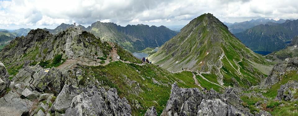 gratis foto tatry bergen polen landschap   gratis