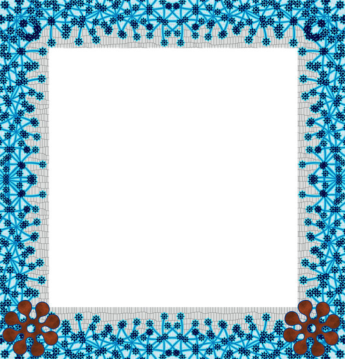 Frame Border Scrapbook Photo Free Image On Pixabay