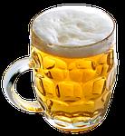 beer, beer mug, foam
