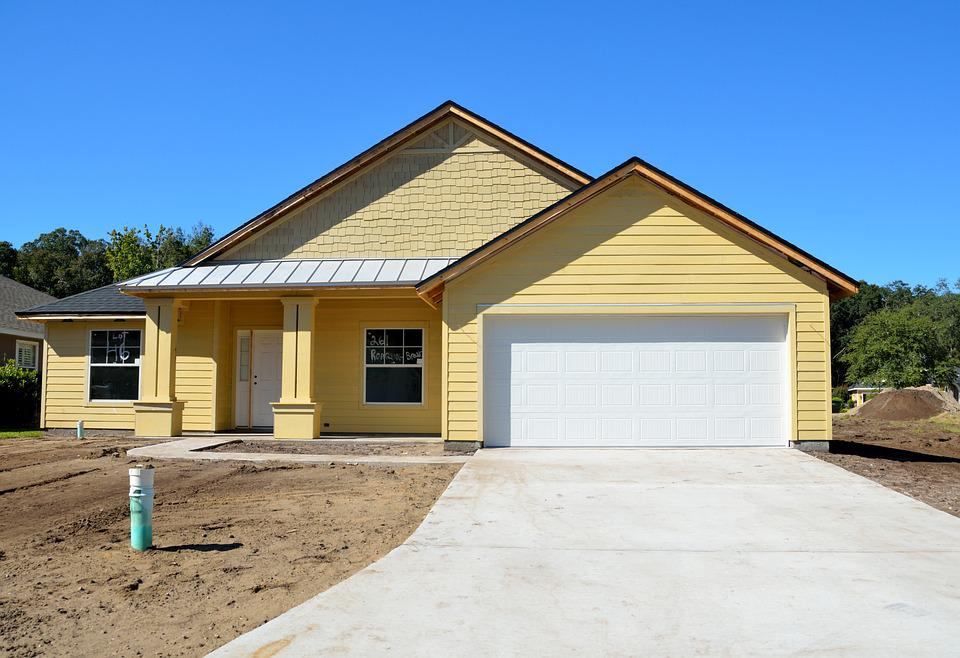 free photo new home construction real estate free