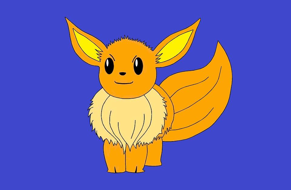 Dibujos De Pokemon A Color: Pokemon Go Figure · Free Image On Pixabay