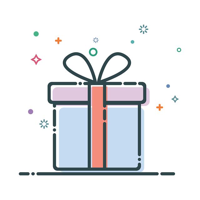 Birthday Gift Box · Free vector graphic on Pixabay