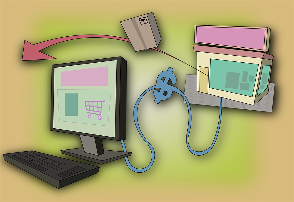 E-Handel, Forbrug, Internet, Lethed, Forbrugerisme