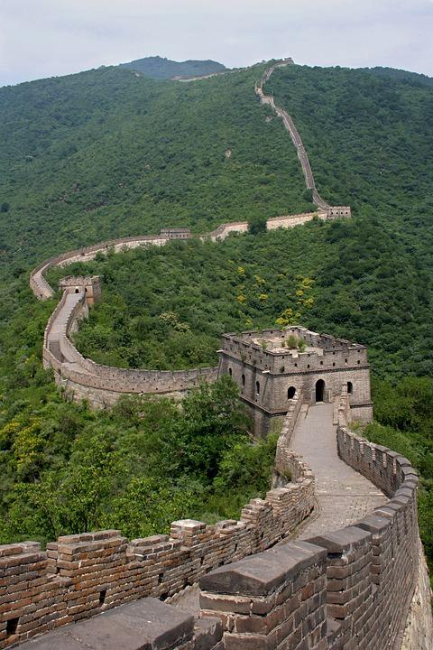 Big Wall China 183 Free Photo On Pixabay