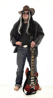 Rock Star, Roccia, Chitarrista, Rocker