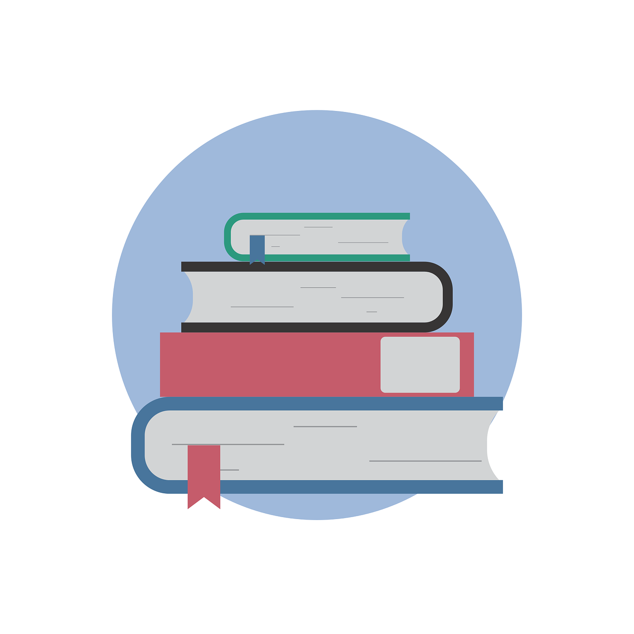 Books Icon Book - Free vector graphic on Pixabay