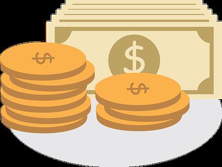 お金, コイン, 現金, ファイナンス, 通貨, 投資, 経済, 銀行
