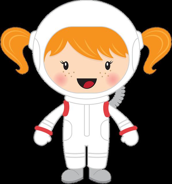 Космонавт картинки для детей на прозрачном фоне