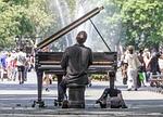 manhattan, concert, solo