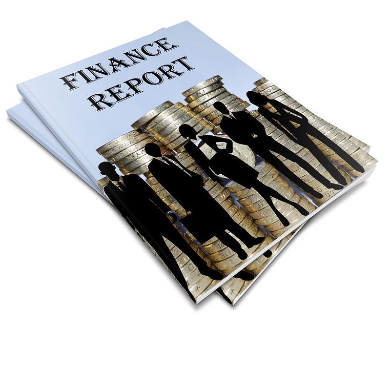 Finance Money Report - Free image on Pixabay