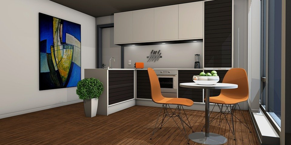 Kitchen Lichtraum Gallery Living Room Apartment Part 87
