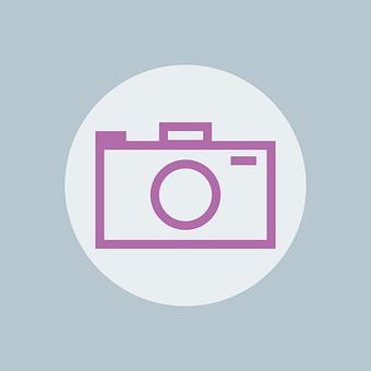 Camera Icon Web Film Multimedia Photo