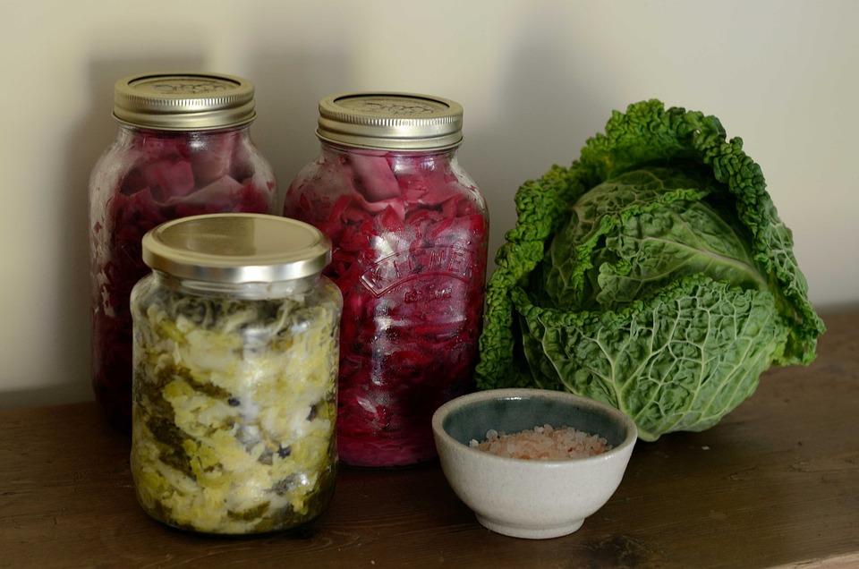 Choucroute, Fermenté, Chou, Légumes, Fermentation
