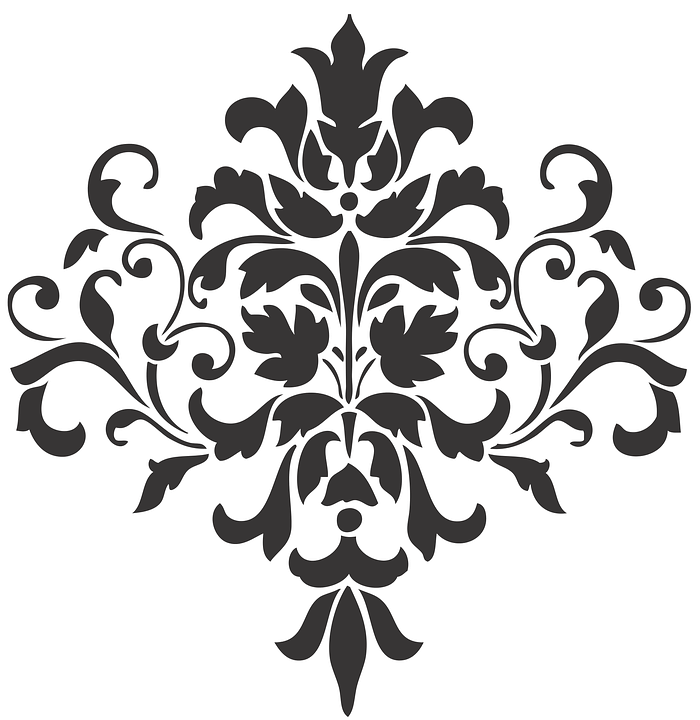 Damask Mehndi Tattoo Free Vector Graphic On Pixabay