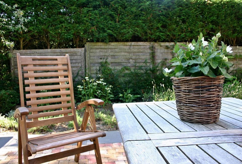 Garten Gartenmobel Gartentisch Kostenloses Foto Auf Pixabay