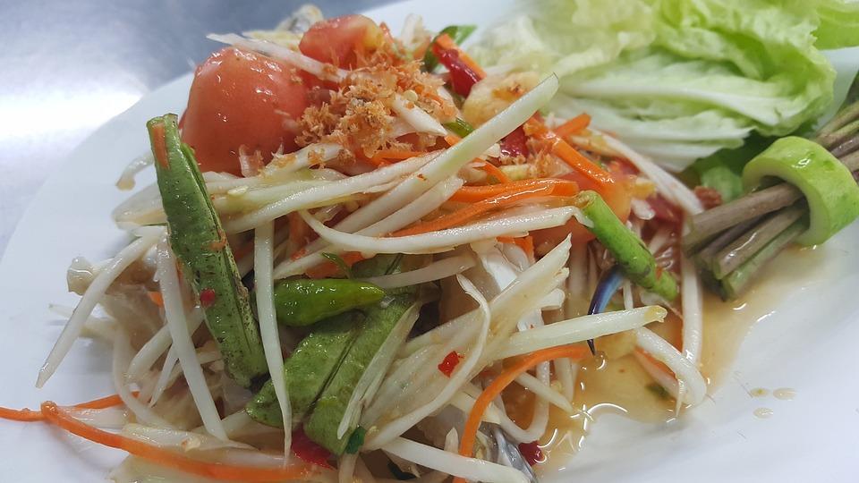 Thai kuche salate