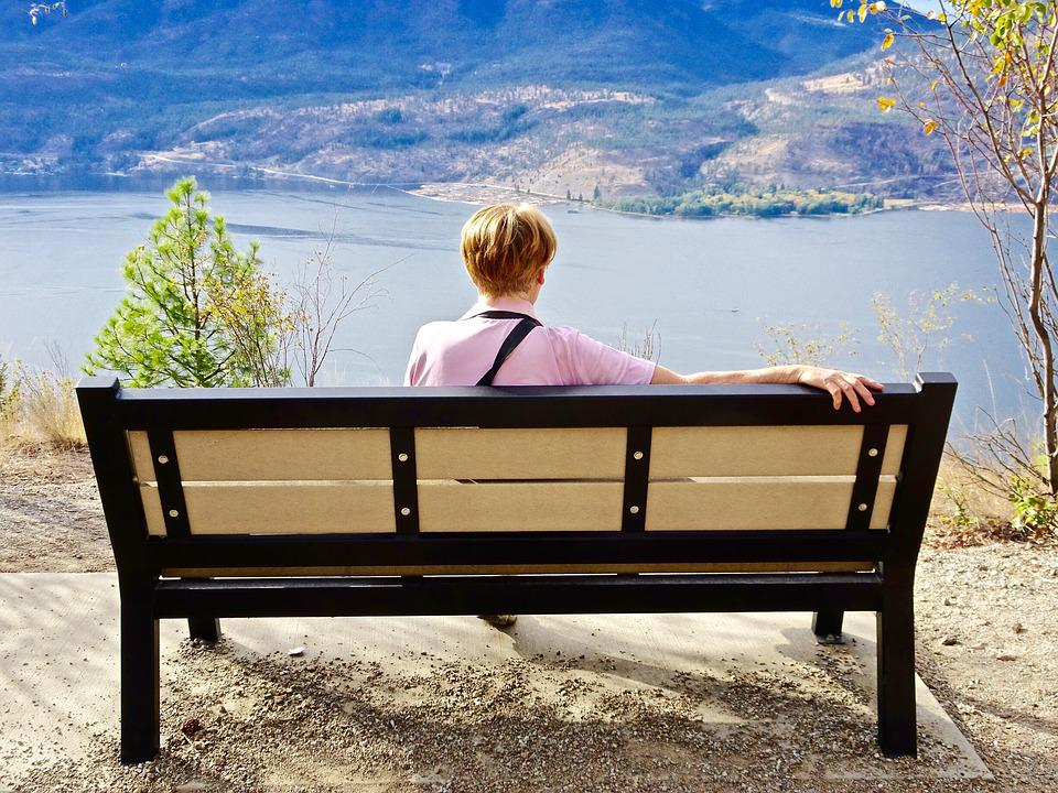 Person Sitting Peace Free Photo On Pixabay
