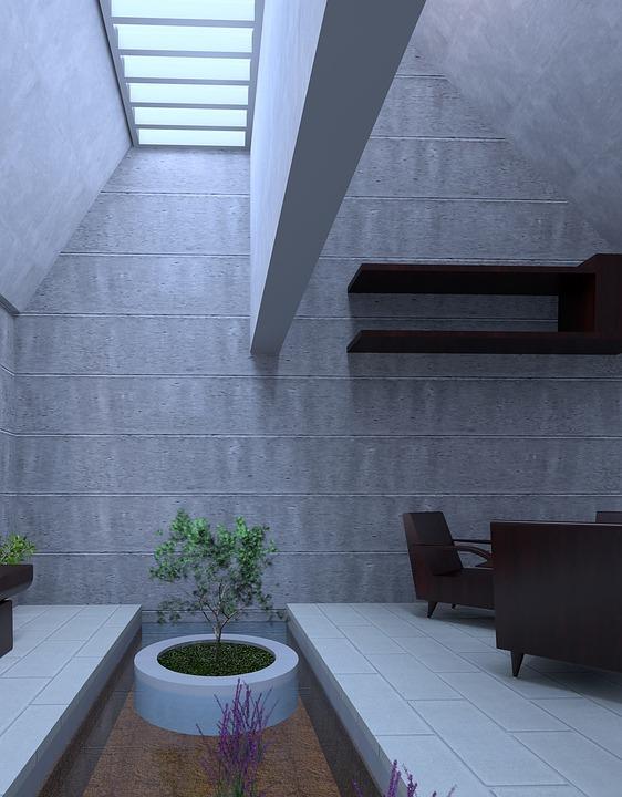 interieur ontwerp huis mooi 3d max meubilair