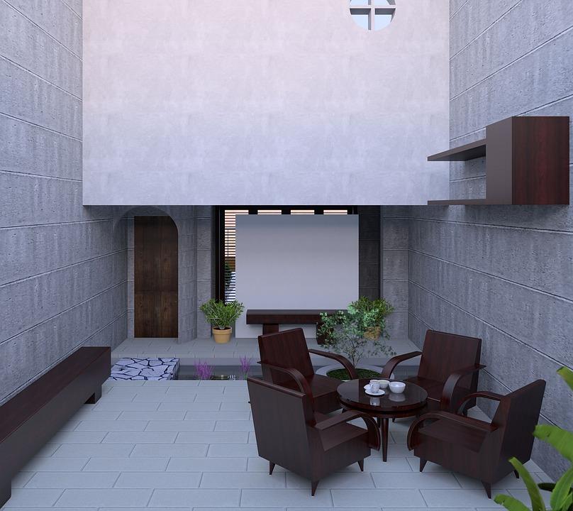 무료 사진: 인테리어 디자인, 방, 손님, 풍경, 집, 아름다운 ...