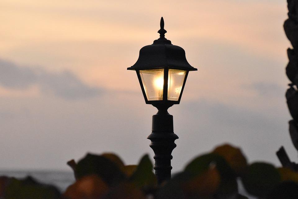 Lamp Post Light - Free photo on Pixabay