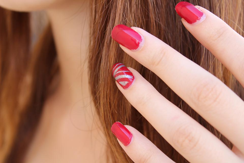 Nail Polish, Fingers, Hair, Manicure, Polish, Nail