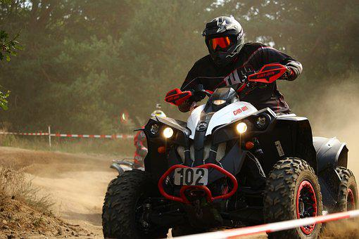 Enduro, Cross, Motocross, Atv, Quad