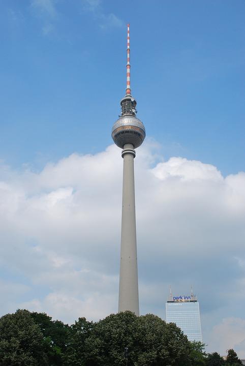 Berlin Radio Tower Germany - Free photo on Pixabay