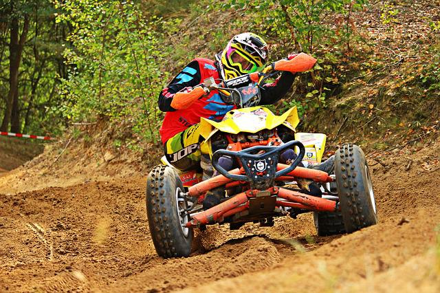 Side By Side Atv >> Quad Motocross Enduro · Free photo on Pixabay
