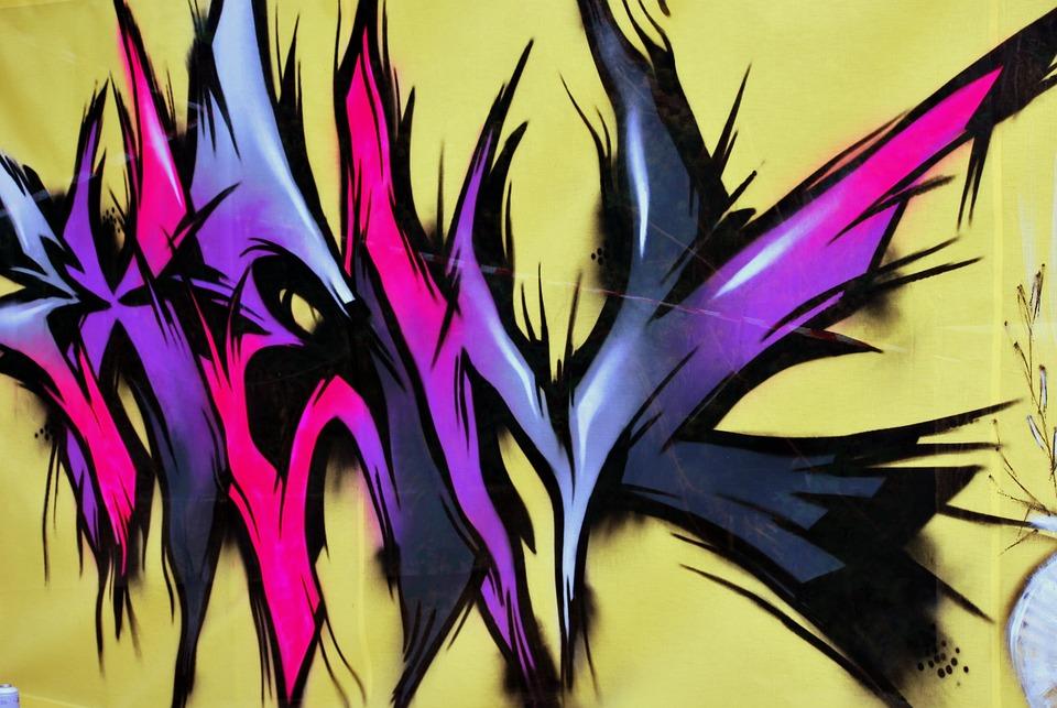 Graffiti Schreibt Spiel Kostenloses Foto Auf Pixabay