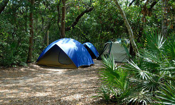 Pester Power curbed by camping trip