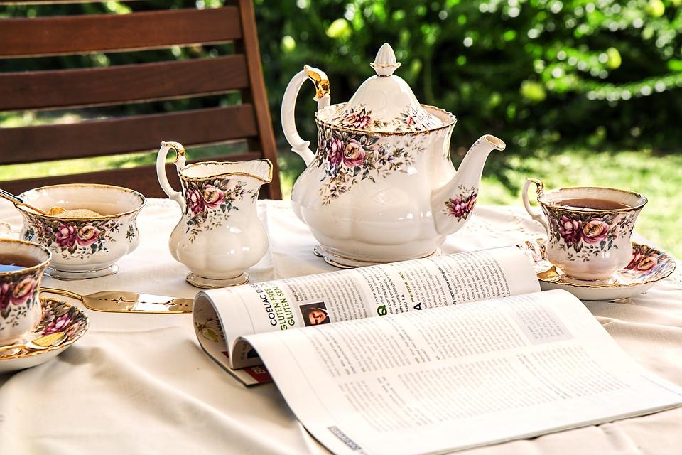 茶, お茶の時間, ティーポット, カップ, ドリンク, 午後, 中国, 茶碗, 伝統, 緩和, タイムアウト