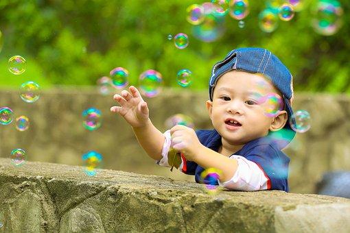 Play, Park, Kid, Ku Shin, Child