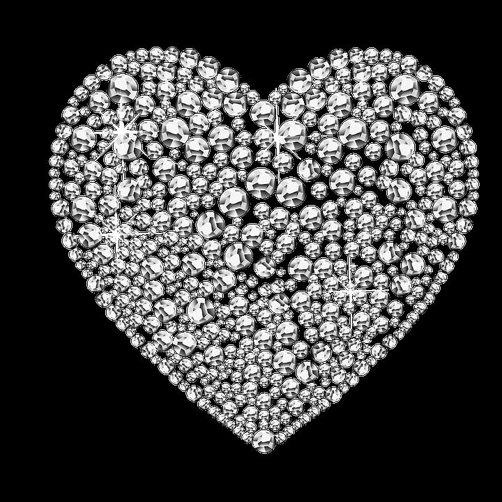 кекс цукатами картинки серебристые сердечки пирожки