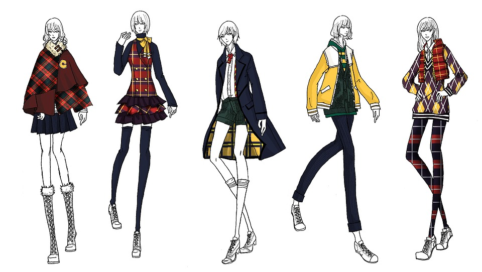 Free illustration: Clothing, Sketch, Figure, Casual - Free Image ...
