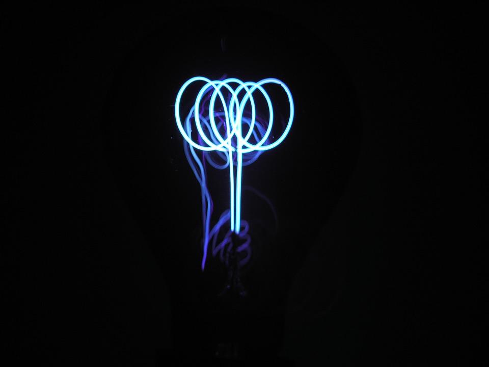 Kostenloses Foto: Glühfaden, Glühbirne, Lampe - Kostenloses Bild auf ...
