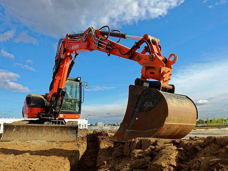 Excavators, Machine