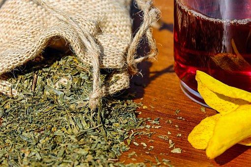 Tee, Kräuter, Mischung, Heilkräuter