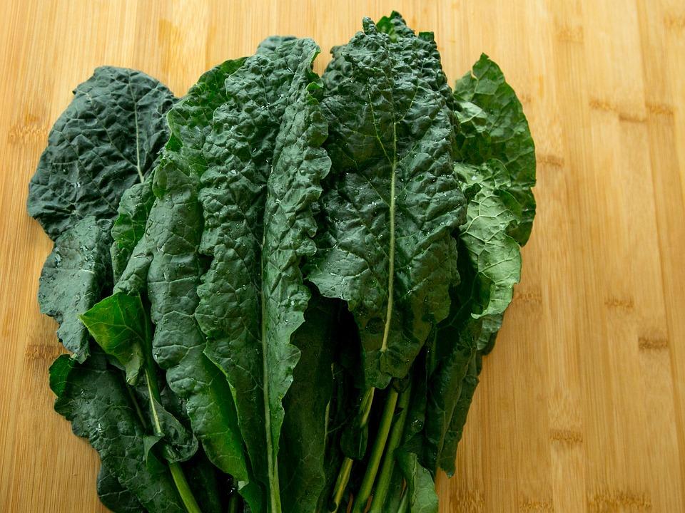 Kale, Fresh, Healthy, Green, Food, Natural, Vegetable